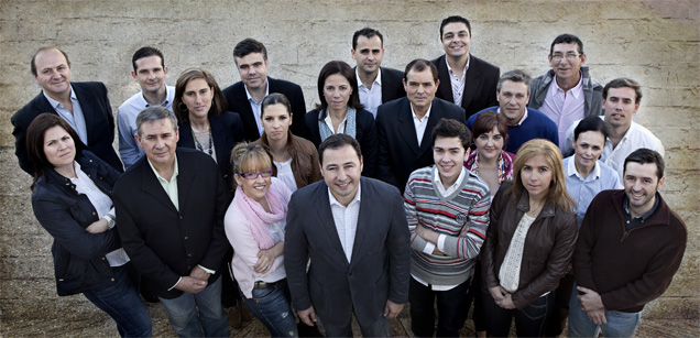 equipo-concejales-pp-mairena-alcor