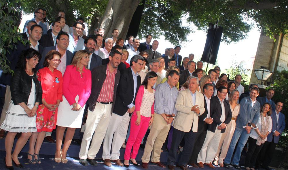 105 Populares de la Provincia de Sevilla