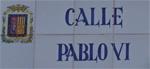 Calle Pablo VI