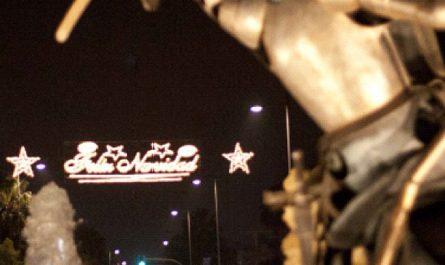Alumbrado de Navidad 2011. Mairena del Alcor