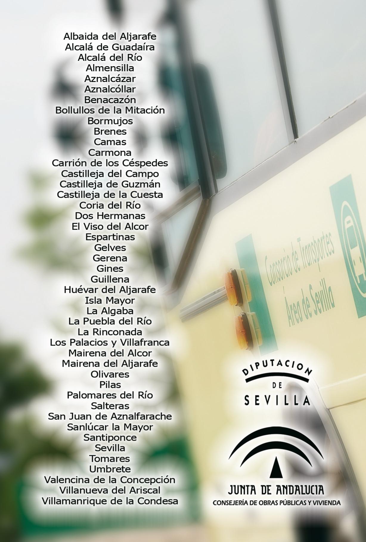 Consorcio de Transportes Metropolitano de Sevilla