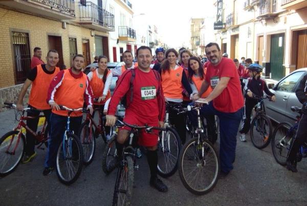 Ricardo dia bicicleta