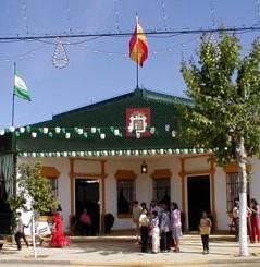 Caseta municipal Mairena del Alcor