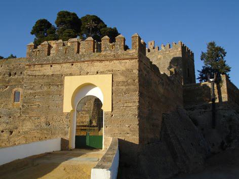 Castillo de Mairena del Alcor