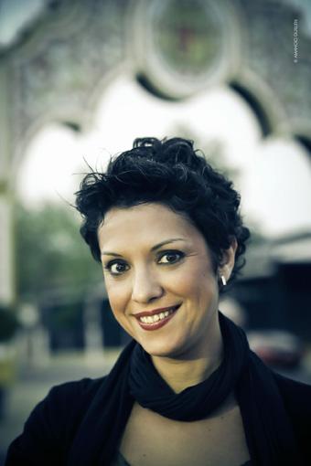 Mary Guillén Pregonera Feria Mairena 2012