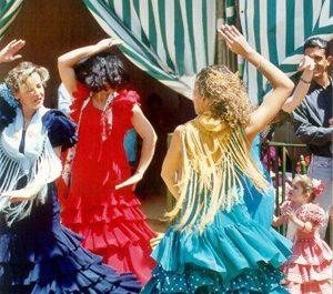 Concurso de Sevillanas. Feria Mairena del Alcor 2012