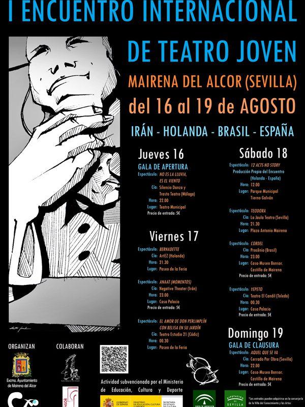 I Encuentro Internacional de Teatro Joven de Mairena del Alcor