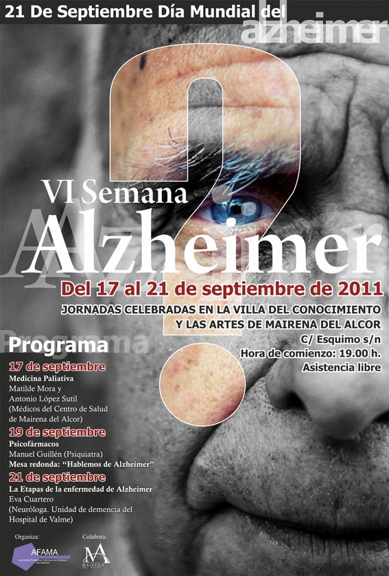 VI Semana del Alzheimer