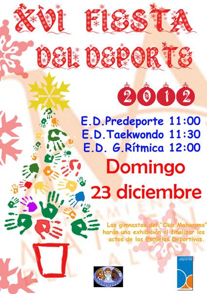 Fiesta del deporte de Mairena del Alcor