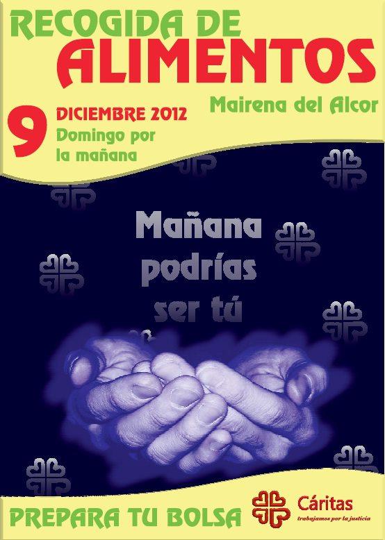 Recogida_alimentos_caritas_mairena_9_diciembre
