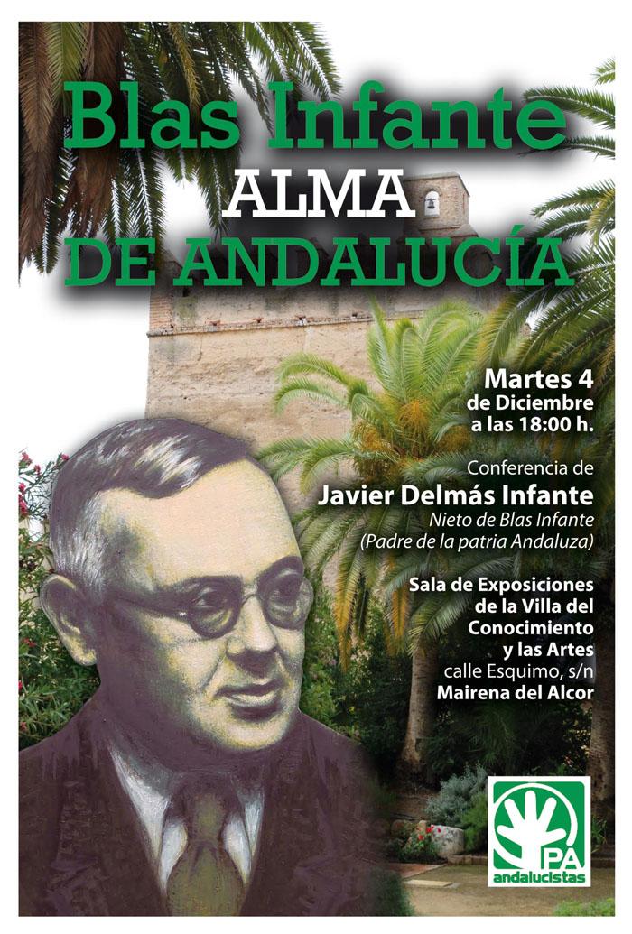 Conferencia PA Mayrena - Blas Infante