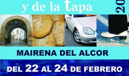 Feria Comercial y de la Tapa 20113. Días 22, 23 y 24 de febrero en el Pabellón Miguel Ángel Gómez Campuzano.
