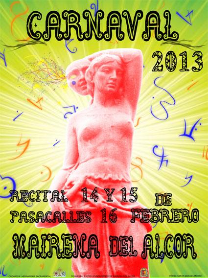 Cartel-Carnaval-2013-Mairena-del-Alcor