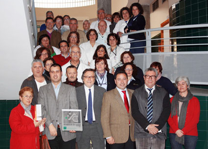 Centro_Salud_Mairena_del_Alcor_Certificado_Calidad