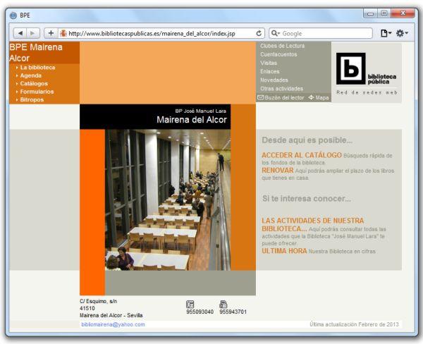 web_biblioteca_publica_jose_manuel_lara_mairena_del_alcor