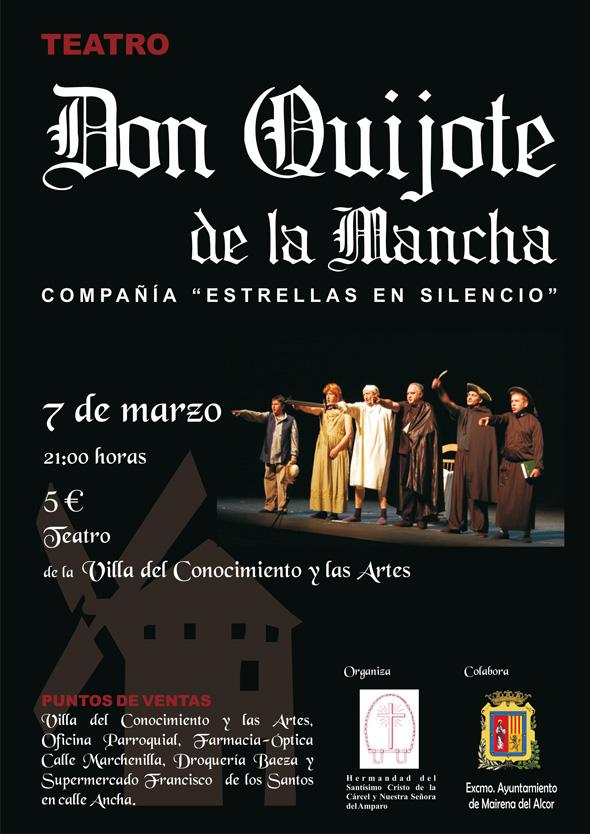 Cartel-Teatro-Quijote-Mairena-del-Alcor_Cristo-Carcel