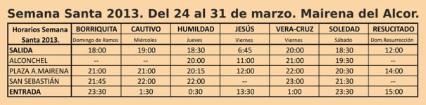 Horarios_semana_santa_Mairena_del_Alcor_2013