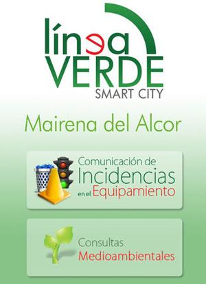 Linea_verde_Mairena_del_Alcor