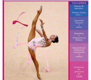 Cartel de la I Jornada de Rítmica de Mairena del Alcor