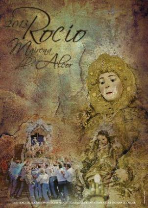 Cartel Virgen del Rocío