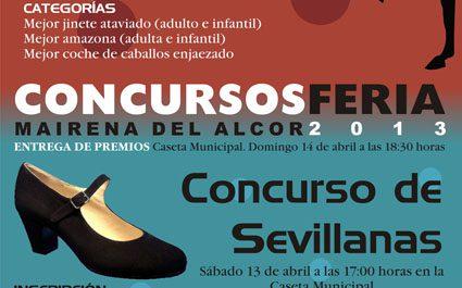 Cartel_ConcursosFeria_Mairena_2013