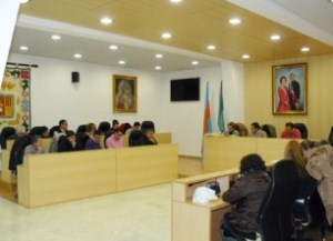 Pleno del Ayuntamiento de Mairena del Alcor