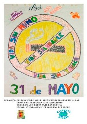 Cartel del Día Sin Tabaco