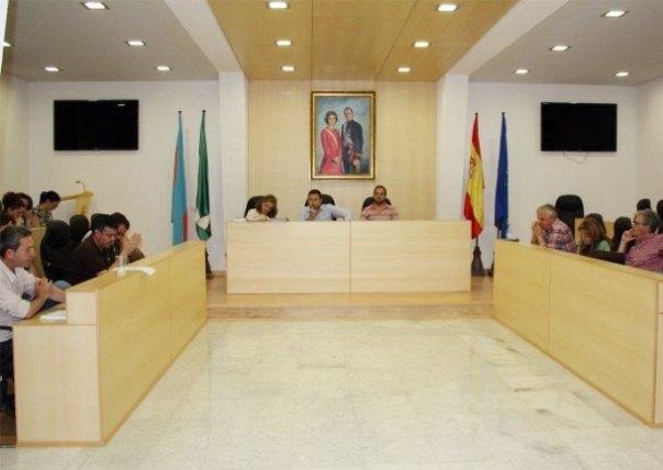 Imagen del Pleno del Ayuntamiento