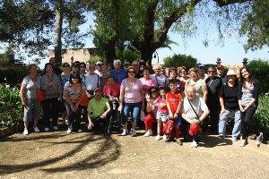 Miembros del Centro de Participación Activa de Mairena del Alcor