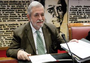 El secretario de Estado de Administraciones Públicas, Antonio Beteta