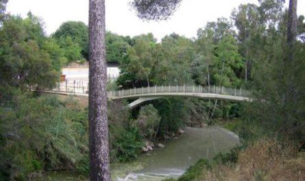 El río Guadaíra