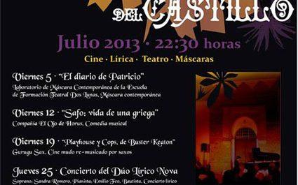 """Programa """"Noches en los Jardines del Castillo"""""""