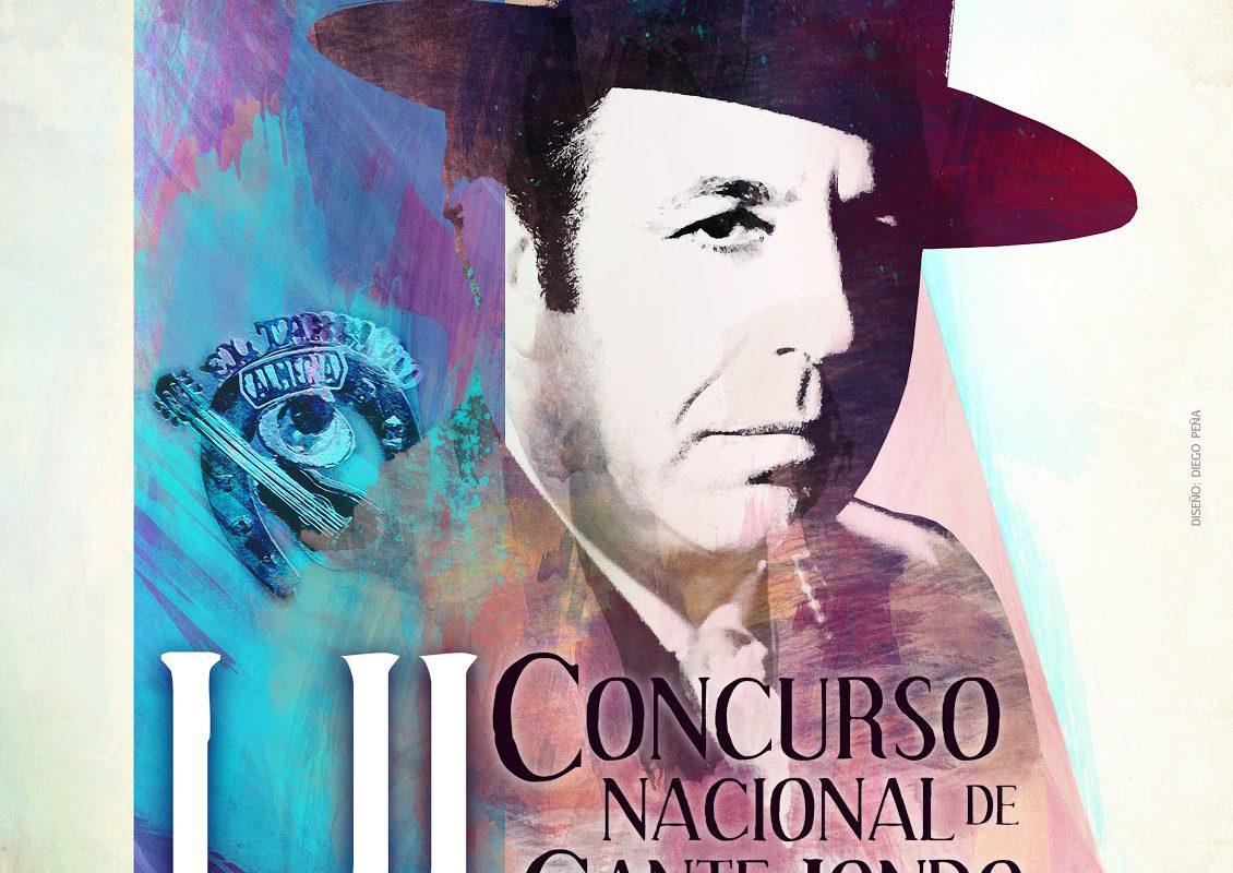 Cartel Concurso Cante Jondo 2013