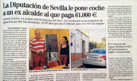 Noticia El Mundo 6 julio sobre Casimiro