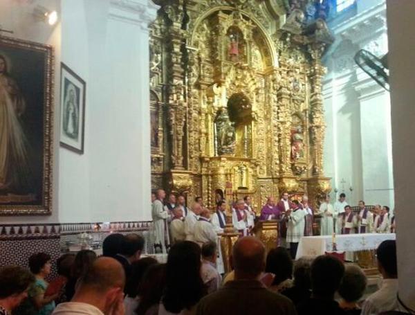 Interior-misa