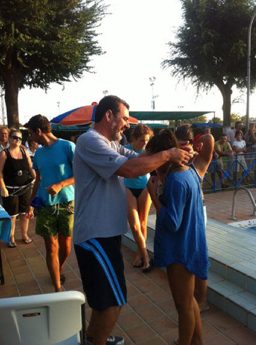 Trofeo San Bartolomé Natación