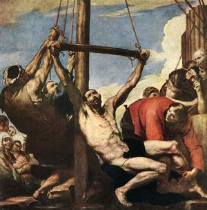 Cuadro San Bartolomé de José de Ribera