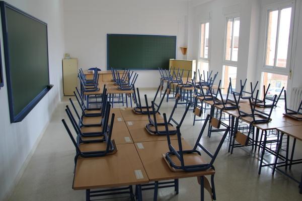 Colegio Huerta Retiro_Nueva clase