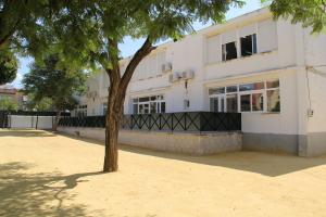Colegio S_Bartolome_arreglo del patio