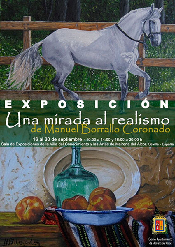 ExposicixnManuelBorralloCartelI