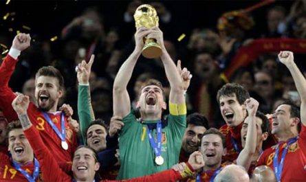Iker copa del mundo