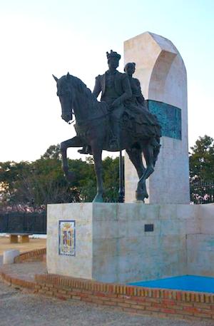 Escultura fuente Feria_300