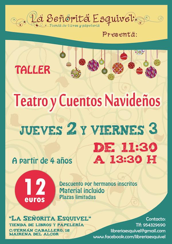 600_Taller teatro y cuentos navideños Señorita Esquivel