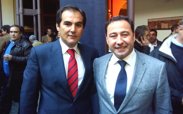 Alcaldes Córdoba y Mairena