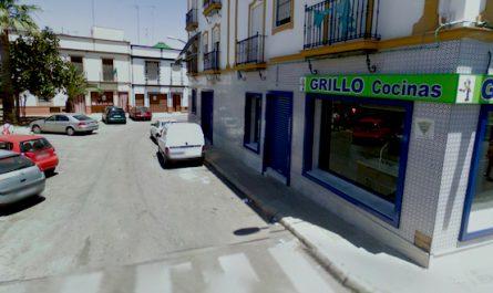 Entrada calle arquitecto Luis Panea_600