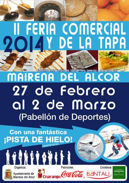 FeriaComercialTapa2014CartelI
