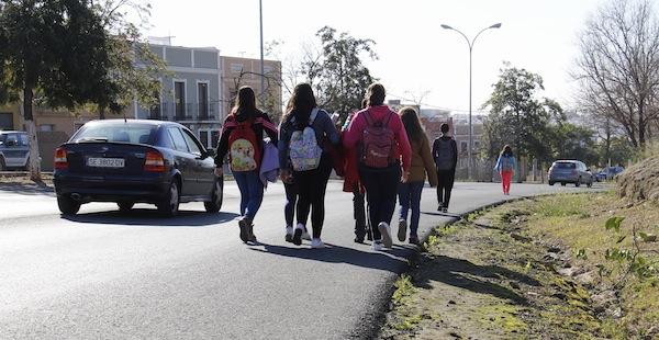 Foto noticia Obras Avda Lepanto_600