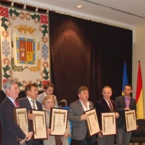Premios Maireneros del Año 2012.