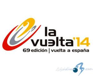 """TOUR D'ESPAGNE 23 aout  2014 """"LA VUELTA"""" Infos,photos, videos Vuelta-a-Espa%C3%B1a-2014_logo"""