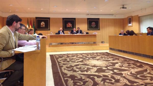 Pleno Diputación Prior